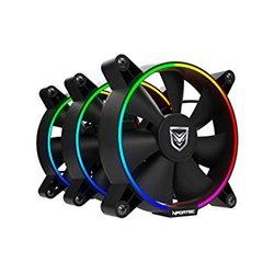 Ventilatore Nfortec Oberon RGB (3 pcs)