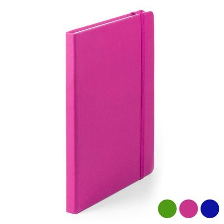 Block Notes con Segnalibro (100 Frunze) 144060 Argentato