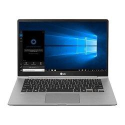 """Notebook LG 14Z990 14"""" i5-8265U 8 GB RAM 512 GB SSD Argentato"""