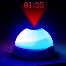 Orologio Sveglia con Luce Led e Proiettore
