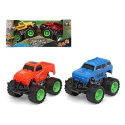 Set de voitures 4 X 4 World Racing 119287 (2 uds)