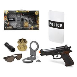 Police Set 112129 (8 pcs)