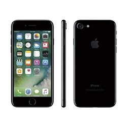 Apple Smartphone Iphone 7 4,7 LCD HD 32 GB (A+) (Refurbished) Schwarz