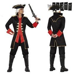 Costume per Adulti Capitano pirata M/L