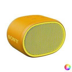 Altoparlanti Bluetooth Senza Fili Sony SRS-XB01 Giallo