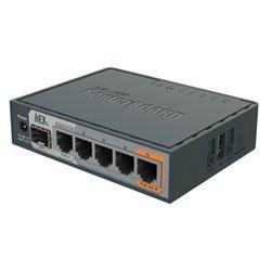 Router Mikrotik RB760iGS 880 MHz RJ45 SFP Grigio