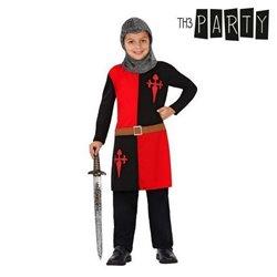 Costume per Bambini Guerriero medievale (2 Pcs) 10-12 Anni
