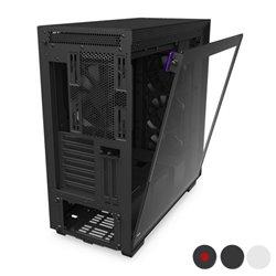 Casse Semitorre Micro ATX / Mini ITX / ATX NZXT H710i LED RGB Nero