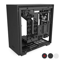 Casse Semitorre Micro ATX / Mini ITX / ATX NZXT H710 Nero/Rosso