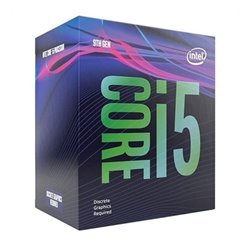 Intel Intel Core i5-9400 processore 2,9 GHz Scatola 9 MB Cacheligente BX80684I59400