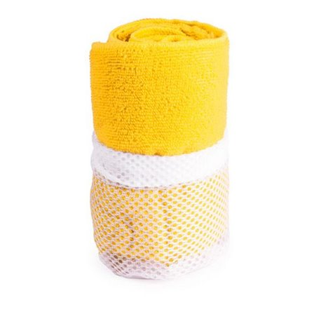 Asciugamani in Microfibra (100 x 50 cm) 144567 Arancio