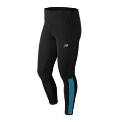 Leggings Sportivi da Uomo New Balance Accelerate Nero S