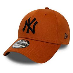 Cappello Sportivo New Era League Essential Arancio S/M