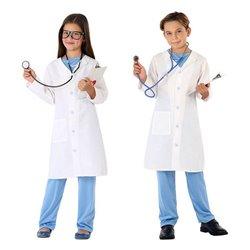 Costume per Bambini 115170 Dottore 7-9 Anni