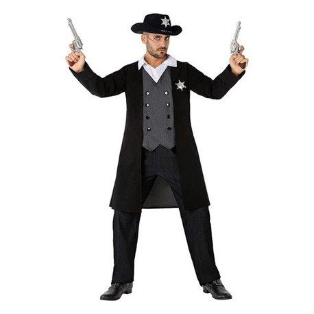 Costume per Adulti 114456 Sheriff XS/S