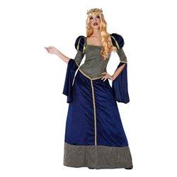Costume per Adulti 113855 Dama medievale XS/S