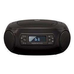 Radio CD Bluetooth MP3 Energy Sistem Boombox 3 2W Nero