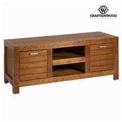 Tavolino TV Legno di mindi (150 x 50 x 60 cm) - Be Yourself Collezione by Craftenwood