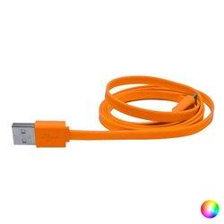 Cabo USB para Micro USB (50 cm) 144952 Laranja