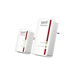 Powerline Fritz! 540E 500 Mbps WIFI Bianco