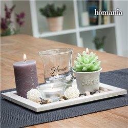 Candles & Garden Homania Tischdeko