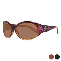 Occiali da Sole Bimbo Guess GUT103 (ø 56 mm) Nero