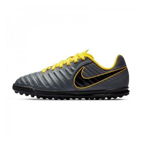Scarpe da Calcio Multitacchetti per Bambini Nike JR Legend 7 Club Grigio 37,5