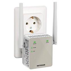Punto d'Accesso Ripetitore Netgear EX6120-100PES 5 GHz Bianco