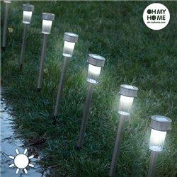 Candeeiros Solares Torch Garden Oh My Home (pack de 7)