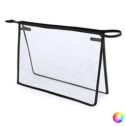 Toilet Bag Transparent 144778 Black
