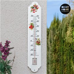Oh My Home Garden Umgebungsthermometer