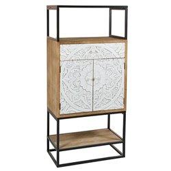 Scaffale (150 x 70 x 40 cm) Laminato Ferro