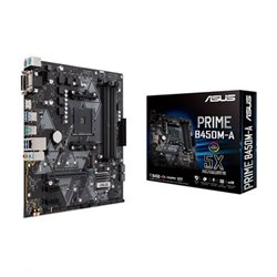 ASUS PRIME B450M-A Motherboard Socket AM4 Micro ATX AMD B450 90MB0YR0-M0EAY0