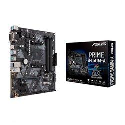 ASUS PRIME B450M-A placa base Zócalo AM4 Micro ATX AMD B450 90MB0YR0-M0EAY0