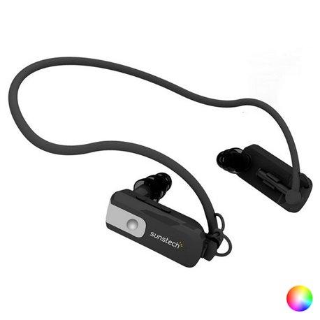 Riproduttore MP3 Sunstech Triton 4 GB 180 mAh Nero
