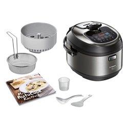 Robot da Cucina Autocook BOSCH MUC88B68ES 1200W Nero Acciaio inossidabile