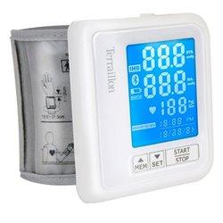 Sfigmomanometro da Braccio Terraillon LCD Bluetooth Bianco