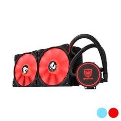 Ventilatore Nfortec Hydrus V2 (Ø 24 cm) Rosso