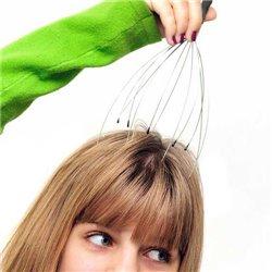 Kopfmassage Spinne