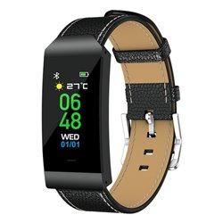 """Orologi Sportivi Denver Electronics BFH-250 0,96"""" Bluetooth 4.0 90 mAh Nero"""
