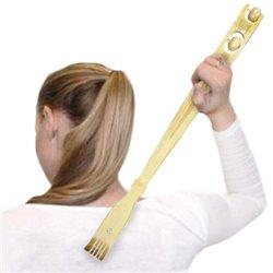 Instrumento de Bambu para Coçar as Costas