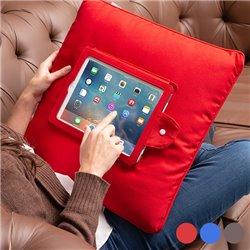 iPad Kissen Rot