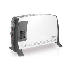 Calefactor Eléctrico de Convección Taurus Clima Turbo 2000W Blanco