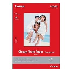 Canon GP-501 photo paper Gloss A4 0775B082