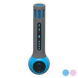 Microfono Denver Electronics KMS-10 Bluetooth 2000 mAh Azzurro