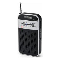 Radio Transistor Daewoo DRP-105 S FM/AM Nero Grigio