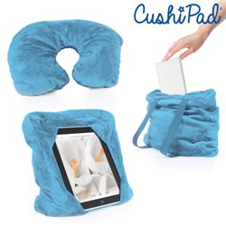 CushiPad 3 in 1 Kissen Blau