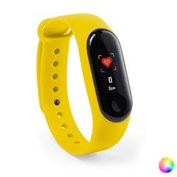 "Orologi Sportivi 0,96"" Bluetooth 4.0 146351 Giallo"