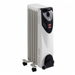 Oil-filled Radiator (5 chamber) Grupo FM RW-10 1000W