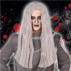 Parrucca Halloween Grigio 117697
